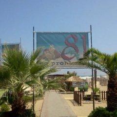 Hotel Parco dei Principi пляж фото 2