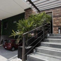 Апартаменты Capital's St Luxury Apartments Мехико парковка