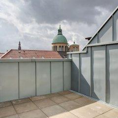 Отель Boutique 030 Hannover-City балкон