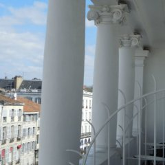 Отель Mercure Bayonne Centre Le Grand Байон балкон
