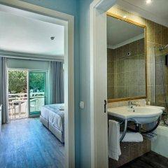 Отель Velamar Boutique Hotel Португалия, Албуфейра - отзывы, цены и фото номеров - забронировать отель Velamar Boutique Hotel онлайн ванная