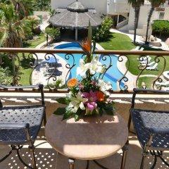 El Ameyal Hotel & Family Suites балкон
