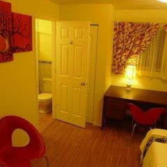 Отель Vancouver Garden Family Suite for Six Канада, Ванкувер - отзывы, цены и фото номеров - забронировать отель Vancouver Garden Family Suite for Six онлайн спа