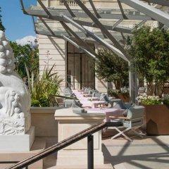 Отель The Peninsula Paris Франция, Париж - 1 отзыв об отеле, цены и фото номеров - забронировать отель The Peninsula Paris онлайн бассейн фото 2