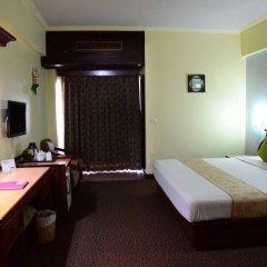 Ratchada City Hotel сейф в номере
