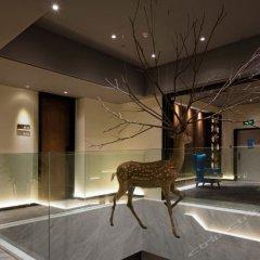 Отель Huarongyue Hotel Китай, Сиань - отзывы, цены и фото номеров - забронировать отель Huarongyue Hotel онлайн интерьер отеля фото 3