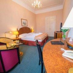 Lázeňský Hotel Belvedere *** Франтишкови-Лазне комната для гостей фото 3