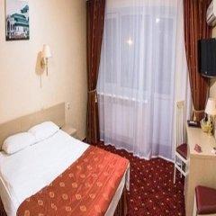 Гостиница Амакс Турист Стандартный номер с двуспальной кроватью фото 5