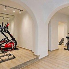 Отель Pegasus Suites & Spa фитнесс-зал фото 4