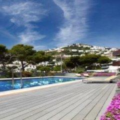 Отель Vista Roses Mar - El Molí Испания, Курорт Росес - отзывы, цены и фото номеров - забронировать отель Vista Roses Mar - El Molí онлайн бассейн фото 3