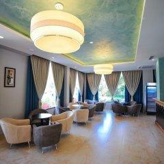 Отель Sandy Beach Resort Албания, Голем - отзывы, цены и фото номеров - забронировать отель Sandy Beach Resort онлайн интерьер отеля фото 3