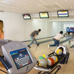 The Penthouse Suites Hotel in Gammarth Beach, Tunisia from 102$, photos, reviews - zenhotels.com fitness facility photo 2
