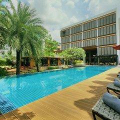 Отель The Silver Palm Rama 9 - Bangkok бассейн фото 3