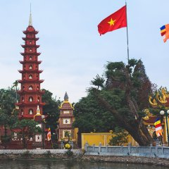 Huong Sen Hotel 2 фото 2