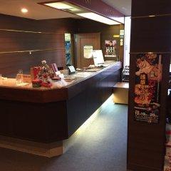 Asakusa Town Hotel интерьер отеля