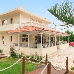 Отель Villa Malia питание фото 3