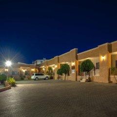 Отель Best Western Cumbres Inn Cd. Cuauhtémoc парковка