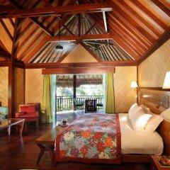 Отель Sofitel Bora Bora Private Island Французская Полинезия, Бора-Бора - отзывы, цены и фото номеров - забронировать отель Sofitel Bora Bora Private Island онлайн комната для гостей фото 2