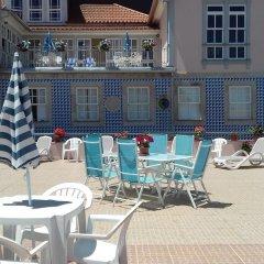 Отель Palácio Nova Seara AL Армамар бассейн
