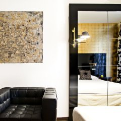 Отель Room Mate Leo Испания, Гранада - отзывы, цены и фото номеров - забронировать отель Room Mate Leo онлайн удобства в номере фото 2