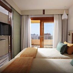 Отель Sandos Benidorm Suites Испания, Бенидорм - отзывы, цены и фото номеров - забронировать отель Sandos Benidorm Suites онлайн комната для гостей фото 4