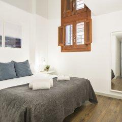 Отель Uma Suites Barceloneta Beach Испания, Барселона - отзывы, цены и фото номеров - забронировать отель Uma Suites Barceloneta Beach онлайн комната для гостей фото 5