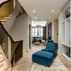 Отель Incredible 6 Storey 4 bed Luxury House in St James Лондон спа
