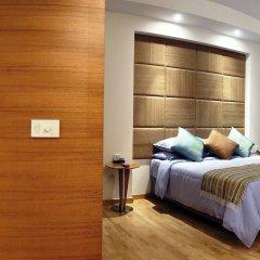 Отель The Park, Kolkata комната для гостей фото 2