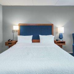 Отель Hampton Inn & Suites Newburgh Stewart Airport Ny Ньюберг комната для гостей фото 4