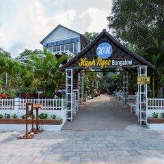 Отель Hanh Ngoc Bungalow фото 6