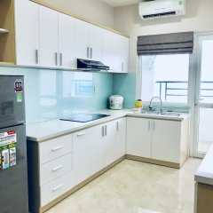 Апартаменты Peony Apartment Нячанг в номере фото 2