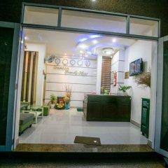 Отель Seamoon Guesthouse Нячанг интерьер отеля фото 2