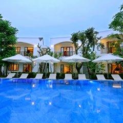 Azumi Villa Hotel бассейн
