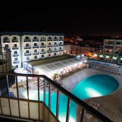Отель Topaz Буджибба балкон