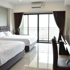 Отель Golden Foyer Suvarnabhumi Airport Hotel Таиланд, Бангкок - отзывы, цены и фото номеров - забронировать отель Golden Foyer Suvarnabhumi Airport Hotel онлайн комната для гостей фото 3