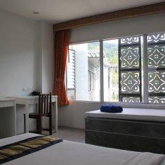 Отель Dinar Lodge пляж Банг-Тао сауна