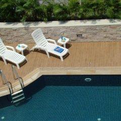 Апартаменты Bangkok Living Apartment Бангкок бассейн