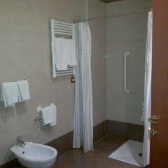 Отель Residence Eurhotel Монтезильвано ванная