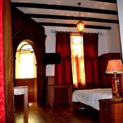 Отель Castle Park Берат сейф в номере