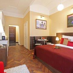Отель Residence Milada Чехия, Прага - отзывы, цены и фото номеров - забронировать отель Residence Milada онлайн комната для гостей фото 3