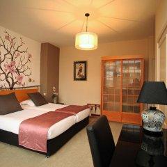 Отель La Roseraie Бельгия, Веммель - отзывы, цены и фото номеров - забронировать отель La Roseraie онлайн комната для гостей фото 5