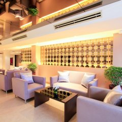 Отель Petals Inn Бангкок интерьер отеля фото 3