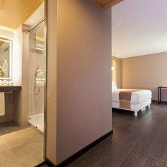 Отель NH Mexico City Centro Histórico ванная