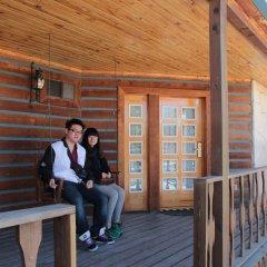 Отель Best Western The Lodge at Creel сауна