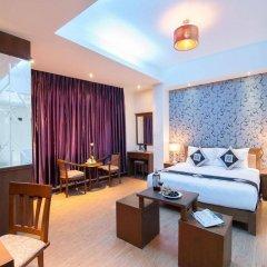 Отель Dragon Palace Hotel Вьетнам, Хошимин - 2 отзыва об отеле, цены и фото номеров - забронировать отель Dragon Palace Hotel онлайн комната для гостей фото 3