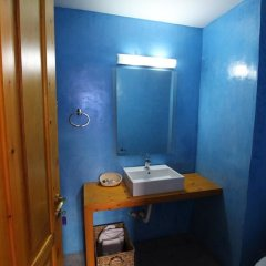 Отель Saint George Studios Греция, Родос - отзывы, цены и фото номеров - забронировать отель Saint George Studios онлайн ванная фото 3
