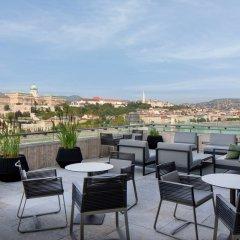 Budapest Marriott Hotel бассейн