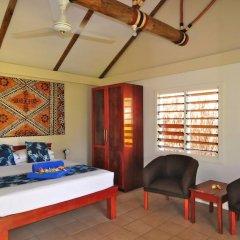 Отель Blue Lagoon Beach Resort Фиджи, Матаялеву - отзывы, цены и фото номеров - забронировать отель Blue Lagoon Beach Resort онлайн комната для гостей фото 2