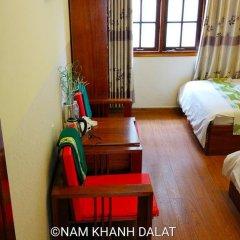 My Khanh Da Lat Hotel Далат комната для гостей фото 5