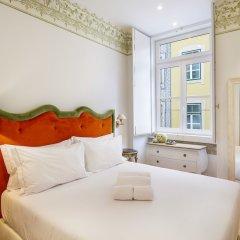 Отель Residentas Aurea Лиссабон комната для гостей фото 5